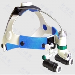 A02 Magnifier and head light